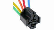 Pico 5653PT  GM and Universal Heavy Duty Flasher-Mini Relay Five Lead Wiring Pigtail