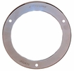 """Maxxima M50410  4"""" Chrome Stainless Dress Ring for 4"""" Flange Mount Lights"""