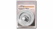 Pico 81127PT  12 AWG White Primary Wire 12' per Package
