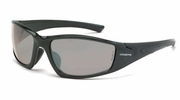 Crossfire 23615  RPG Safety Glasses Indoor - Outdoor Lens - Shiny Pearl Gray Frame