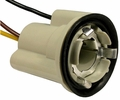 Pico 5402PT  Stop-Tail-Turn-Park Light Socket GM Double Contact 3-Wire