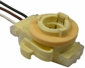 Pico 5413PT  1980-On GM 90 Degree Stop-Tail-Turn-Park Light Socket Double Contact (12003757)
