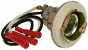 Pico 5451A  1973-On Ford Double Contact Tail Light Socket (D2AB14A553HA) 25 per Package