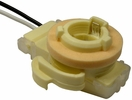 Pico 5412A  1977-On GM 90 Degree Tail-Backup-Corner Light Socket Single Contact (12003758) 25 per Package