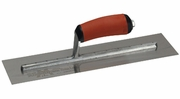 """Marshalltown MXS62D  12"""" x 4"""" Xtralite Finishing Trowel with Curved DuraSoft Handle (13209)"""