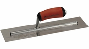 """Marshalltown MXS64D  14"""" x 4"""" Xtralite Finishing Trowel with Curved DuraSoft Handle (13229)"""