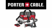 Porter Cable Cordless Tool Combo Kits