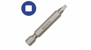 "Irwin 93245  #1 x 2-3/4"" Square Recess Power Bits (2-piece Design) 10 per Package"