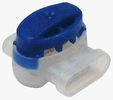 Pico 1556PT  22-14 AWG IDC Blue Connector Moisture Resistant 3 per Package