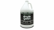 Simple Green 19128 Crystal Industrial Cleaner and Degreaser - 1 Gallon Bottle