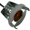 "Pico 5442PT  Universal Single Contact Light Socket for License Plate and Instrument Panel 7/8"" to 1-1/8"" Hole"