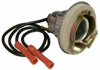 Pico 5450PT  1973-On Ford Single Contact Backup and Rear Light Socket (D3AZ13410A)