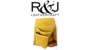 R & J Leathercraft Leather Pro Tool Pouches