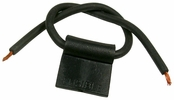 "Pico 5556PT  8"" Chrysler 16 Gauge Feed, W/W, R/Window Defogger Fusible Link - Black 1 Per Package"