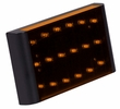 Maxxima SDL-50  Amber LED Emergency Flasher Light 18 LED's