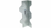 """Simpson Strong Tie L70Z  7"""" Reinforcing Angle Bracket Z-Max Finish"""