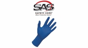 SAS Safety Thickster 14 mil Powder-Free Exam Grade Disposable Latex Gloves