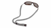 Chums RCH103S  Original Cotton Eye Glasses Retainer Standard End - Gray