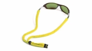 Chums RCH108S  Original Cotton Eye Glasses Retainer Standard End - Yellow