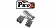 Pico Shrouded Weather Proof Pre-Wired Trailer Connectors Male and Female
