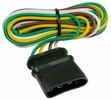 Pico 6595PT  4' Replacement 4-Way Flat Male Trailer Connector