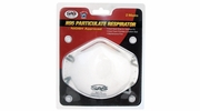SAS Safety 8610-50  N95 Rated Particulate Respirator / Dust Mask - 2 per Package