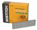 "Bostitch SX50351-3/8G  1-3/8"" 18-Gauge 7/32"" Narrow Crown Finish Staples - 3000 per Package"