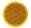 Peterson V475A  Reflector   Round Quick Mount   Amber   1 per pack.