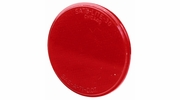 Peterson V475R  Reflector   Round Quick Mount   Red   1 per pack.