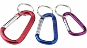 Bell Automotive 07249  Carabiner Key Chains - 3 per Package