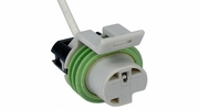 Pico 5644PT  1987-1994 GM Single Pin Oil Pressure Switch Single Lead Wiring Pigtail (12085500)