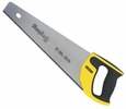 "Stanley 20-526  15"" x 12 PPI SharpTooth Fine Finish Handsaw with Rubber Grip"