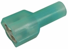 """Pico 1865KT  16-14 AWG(Blue)  Nylon Fully Insulated Electrical Wiring 0.250"""" Tab Female Quick Connect Receptacle Terminal 10 Per Package"""