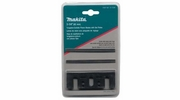 """Makita D-17239  3-1/4"""" Double Edged Planer Blades with Set Plates (192157-2) - 2 per Package"""