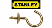 Stanley Hardware Hooks and Eyes