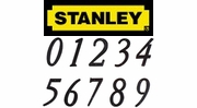 Standly Hardware Standard House Numbers