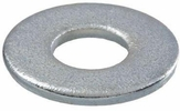 "PFC  1/2"" USS Flat Washers Zinc Plated - 100 per Box"