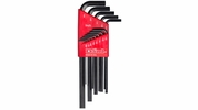 "Eklind 10213  13 Piece Long Series L-Type SAE Hex Key Set (0.05"" to 3/8"")"