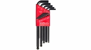 "Eklind 13213  13 Piece Ball Tip Long Series L-Type SAE Hex Key Set (0.05"" to 3/8"")"