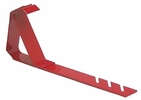 "Qual-Craft 2503  60� Fixed Angle Heavy Duty Roofing Bracket - 6"" Platform"