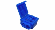 Pico 1565H  18-14 AWG (Blue) Weather Proof Electrical Wiring Hot Line Quick Splice / Tap-In Gel-Filled 3 Per Package
