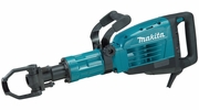 "Makita HM1307CB  35-lb Demolition Hammer with Case - 1-1/8"" Hex Shank"