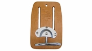 R & J Leathercraft 07395  Leather Hammer Holder with Swinging Cradle (739)