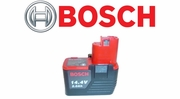 Bosch Cordless Batteries and Chargers