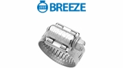 Breeze Euro Seal 316 Stainless Hose Clamps