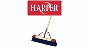 Harper Brush Push Brooms