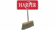 Harper Brush Upright and Angle Brooms