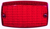 Peterson V306R  Surface Mount Turn Signal Light Red