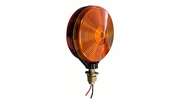 Peterson V313 2RA  Double Face Red and Amber Park & Turn Signal