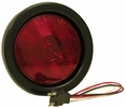 Peterson V426KR  Stop/Tail & Turn Light Kit  Round   Red